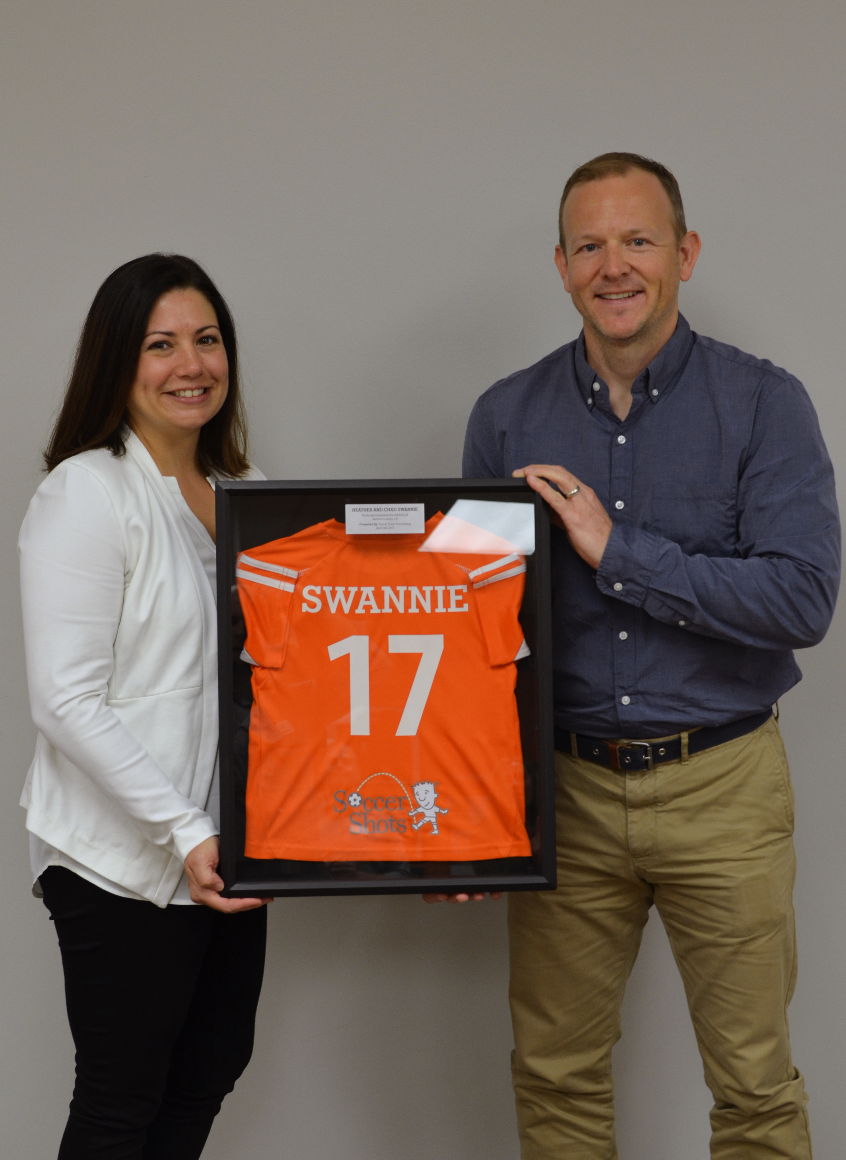 New franchisees - Swannies